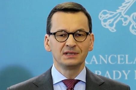 Premier Mateusz Morawiecki apeluje o pracę zdalną!
