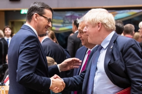 Boris - keep calm and carry on!